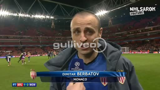 Interview with Mr. Dimitar Berbatov